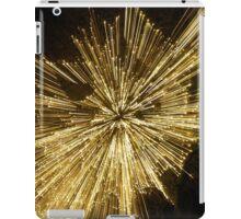 Firework Tree iPad Case/Skin