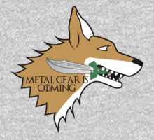 Metal gear is coming T-Shirt