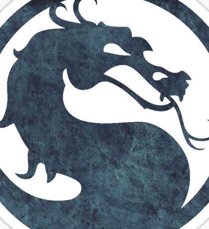 °GEEK° Mortal Kombat Logo Sticker