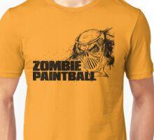 Zombie Paintball! Unisex T-Shirt