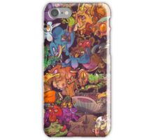 Freaky Furries iPhone Case/Skin