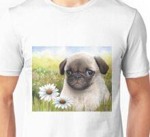 Dog 114 Pug Unisex T-Shirt