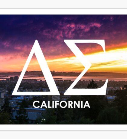 Berkeley Sunset Sticker