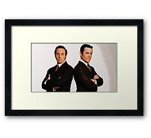 Duo Framed Print