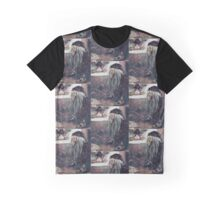 Tomte or Troll by the Fire Graphic T-Shirt