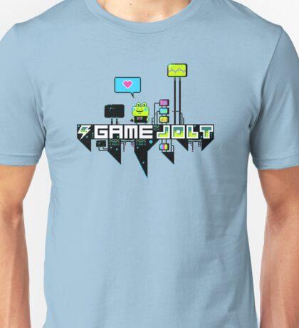 Kikkerstein Game Jolt Logo Unisex T-Shirt