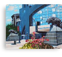 'PANTHERS STADIUM'  Canvas Print