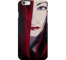 The Cloaked figures Series 4 - The Enchantress iPhone Case/Skin