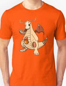 Dragonite Anatomy Unisex T-Shirt