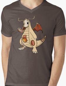Dragonite Anatomy Mens V-Neck T-Shirt