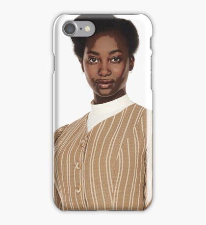 Rebecca James iPhone Case/Skin