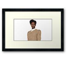 Rebecca James Framed Print