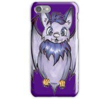 Halloween Bat - Original Marker Illustration iPhone Case/Skin