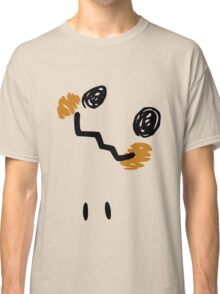 Mimikyu Face Tilted w Eyes - Pokemon Classic T-Shirt