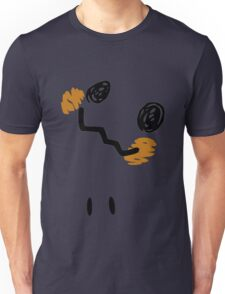 Mimikyu Face Tilted w Eyes - Pokemon Unisex T-Shirt
