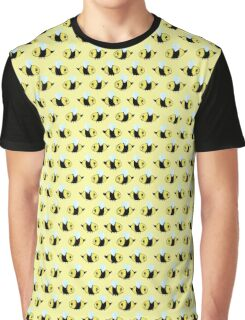 All The Bees Graphic T-Shirt