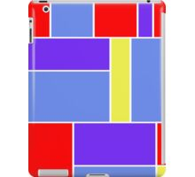 Abstract #481 iPad Case/Skin