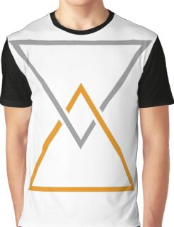 Coheed and Cambria The Afterman Logo Graphic T-Shirt
