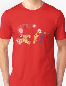 Olimar Typography Unisex T-Shirt