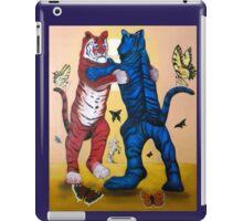 Tiger Swallowtail Tango iPad Case/Skin