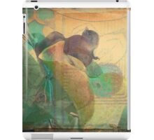 Fading Vines of Twilight iPad Case/Skin
