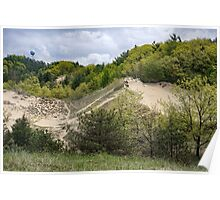Mount Baldy Poster