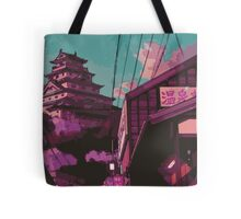 YURI ON ICE // CITY AESTHETIC Tote Bag