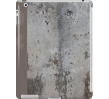 7 DAYS OF SUMMER-URBAN PILLOWS AND TOTES-TAN CONCRETE iPad Case/Skin