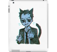 Meowiarty iPad Case/Skin