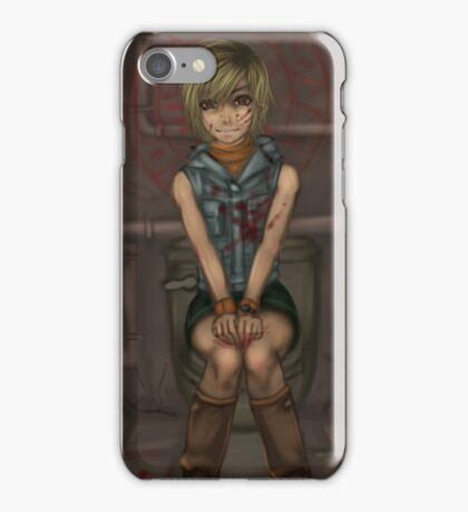 We need to talk.. Heather Mason iPhone Case/Skin