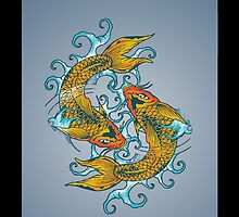 Pisces by ramanandr