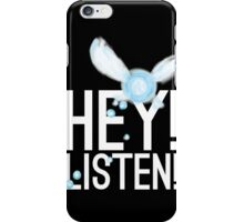 HEY iPhone Case/Skin