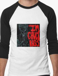 chuck bass Men's Baseball ¾ T-Shirt