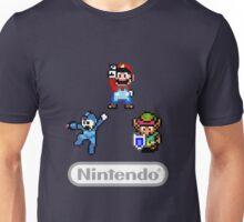 Nintendo Shirt - Mario, Zelda, Megaman Unisex T-Shirt