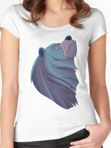 The Bear 2.0 Women's Fitted Scoop T-Shirt