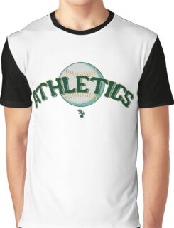 A's like Giants Graphic T-Shirt