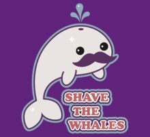 Shave the Whales by sugarhai