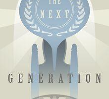 Star Trek: The Next Generation  by laurelhach
