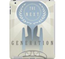 Star Trek: The Next Generation  iPad Case/Skin