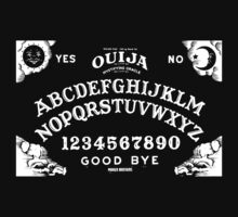 Ouija-White by drgz