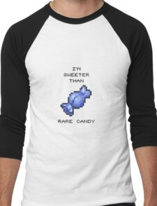 RARE CANDY Men's Baseball ¾ T-Shirt