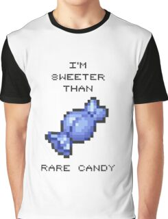 RARE CANDY Graphic T-Shirt