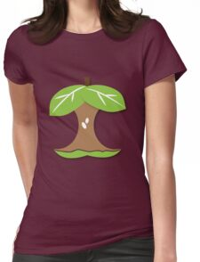 RE-GROW APPLE Womens Fitted T-Shirt