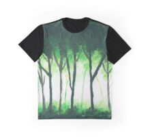 Beyond The Veil by Victoria Graphic T-Shirt