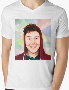 My Names Chai Mens V-Neck T-Shirt