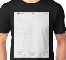 USGS TOPO Map California CA Boron NE 20120327 TM geo Unisex T-Shirt