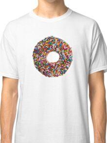Chocolate Sprinkle Donut Classic T-Shirt