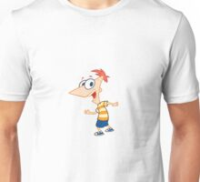 Phineas Flynn From Phineas and Ferb Unisex T-Shirt