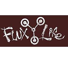 Flux Life Photographic Print