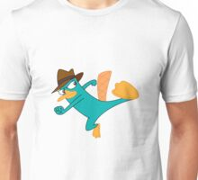 Perry the Platypus Agent P  Unisex T-Shirt